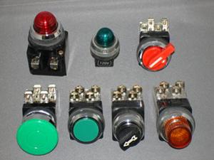 平頭型直接指示燈