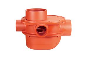 防臭總存水匯流盒(埋入式)