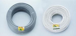 PVC 600V 白扁線